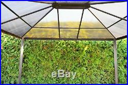 7mm Thick Polycarbonate Roof Panel kit for Gazebo 10x10