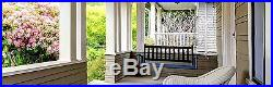 Backyard Recess Porch Swing Hangers Heavy Duty Iron Hanging Hooks Metal Fro