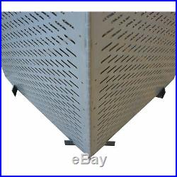 Buffalo FCAGE Foldable Fire Cage Safely Burn Leaves, Cardboard, etc