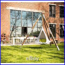 Cacoon Bonsai hanging hammock chair for children orange mango