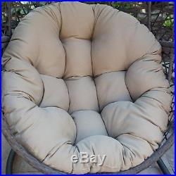 Egg Chair Hammock Stand Bedroom Indoor Outdoor Wicker Hang Patio Swing Cushion