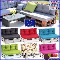 Euro Palette Cushion Pallet Cushions Outdoor Garden Sofa Seat Foam seat Pad