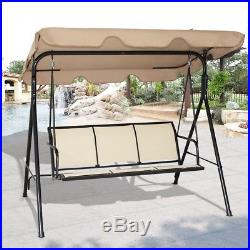 Surprising Garden Outdoor 3 Person Family Canopy Glider Hammock Porch Camellatalisay Diy Chair Ideas Camellatalisaycom