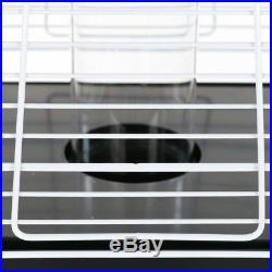 Garden Radiance GRP3500BK''Dancing Flames'' Black Pyramid Outdoor Patio Heater
