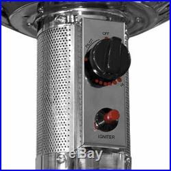 Garden Radiance Stainless Steel Outdoor Deck Patio Warmer Heater GS4400SS