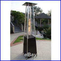 Garden Radiance Stainless Steel Pyramid Outdoor Patio Heater GRP4000