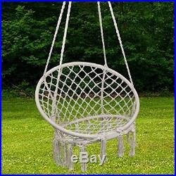 Macrame Garden Swings