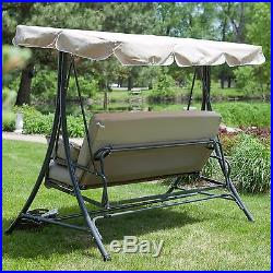 Hammock Swing Bed Double Hanging Patio 2 Person Chair