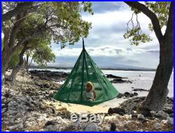 Hammock Tent Outdoor Swing Chair Hanging Lounger Patio Furniture Porch Deck New
