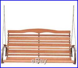 Jack Post Country Garden furniture outdoor top porch hammock Patio Swing Seat 48