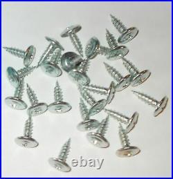 LAWN CHAIR WEBBING SCREWS 45 webbing screws EASIER THAN CLIPS