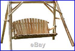 Lakeland Mills Porch Swing