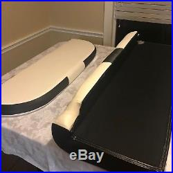 New Boat Bench Seat with Backrest Fishmaster 45x16x13 OEM quality. New In Box