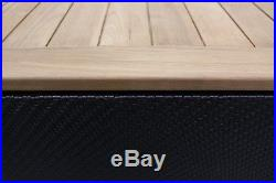 Ollie Outdoor Storage Box DWR Design Within Reach Weather Resistant