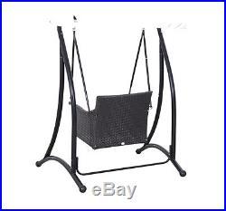 Single seat hammock chair