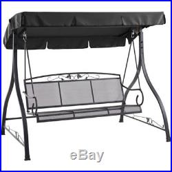 Patio Swing Canopy Jefferson Metal Outdoor Furniture Backyard Porch Garden Home